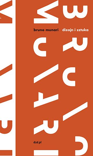 SUPER PROMOCJA Bruno Munari,  Dizajn isztuka