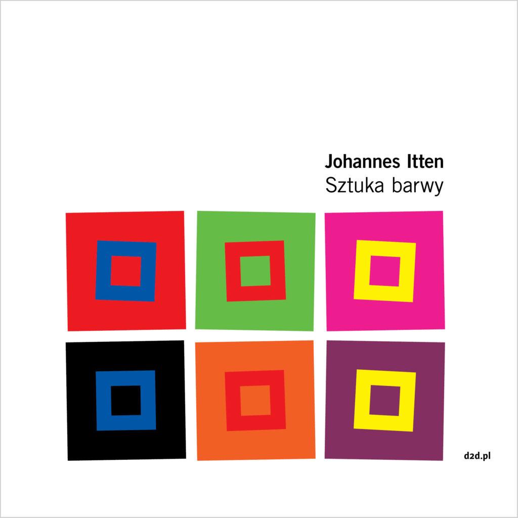 Johannes Itten,  Sztuka barwy