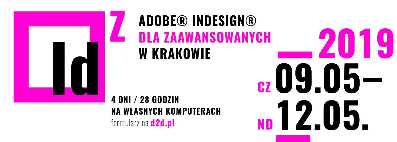Adobe nDesign dla Zaawansowanych