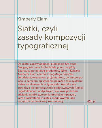 Kimberly Elam, Siatki, czyli zasady kompozycji typograficznej