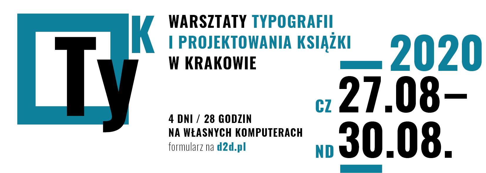 Warsztaty Typografii i Projektowania Książki